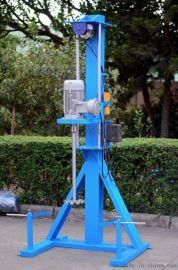 电动防爆分散机   防锈油漆高速搅拌机 抗腐蚀性好