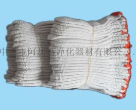 车间劳保作业司机开车家用清洁搬运棉纱手套
