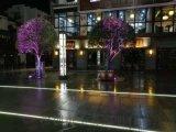地面铺装LED发光灯管,发光地砖厂商