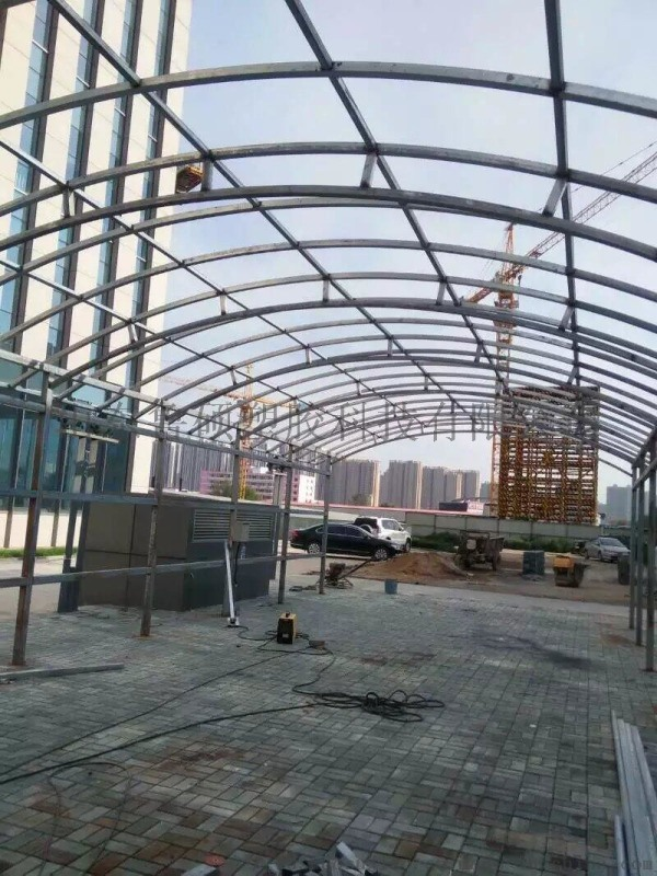 棗莊工程pc耐力板 陽光板廠家直銷