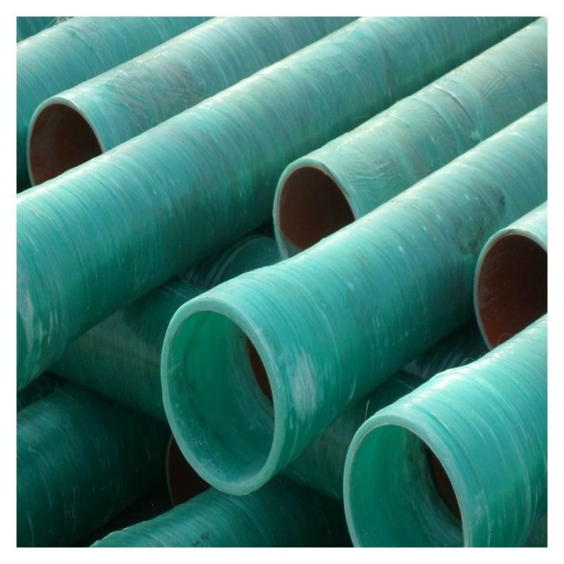玻璃钢污水800管道使用寿命长