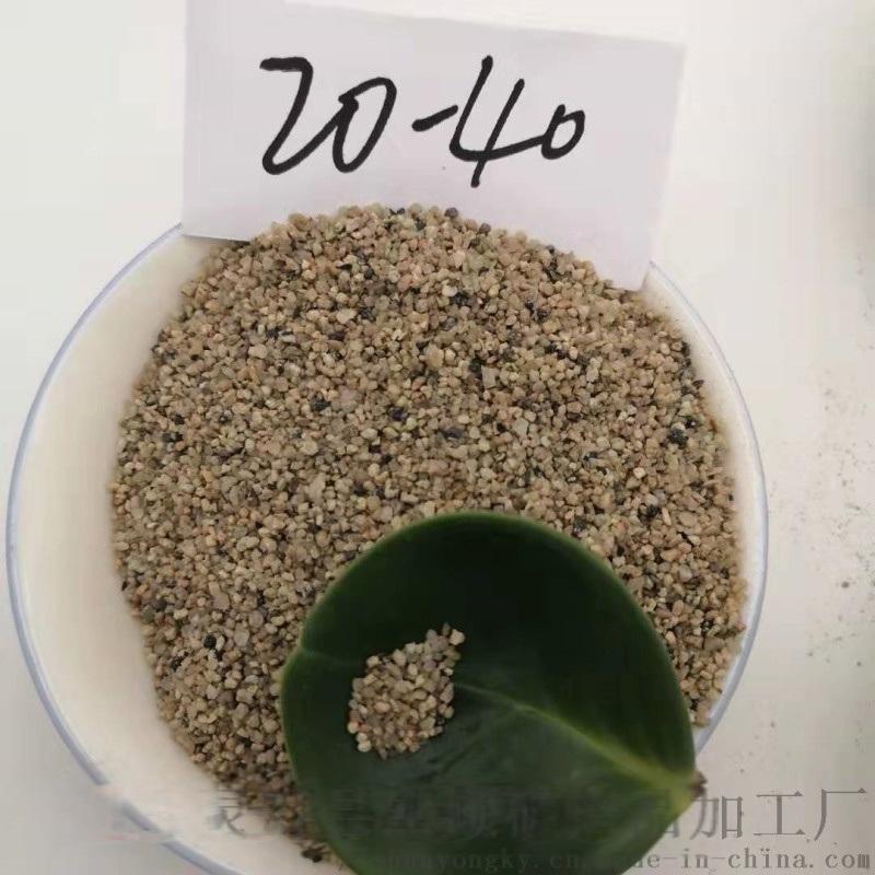 大同砂浆用烘干砂   永顺烘干砂滤料厂家