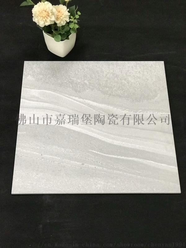 仿古磚600陽臺防滑耐磨瓷磚工程店舖地板磚水泥灰色