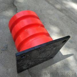 防撞聚氨酯缓冲器  带法兰盘缓冲器  行车防撞器