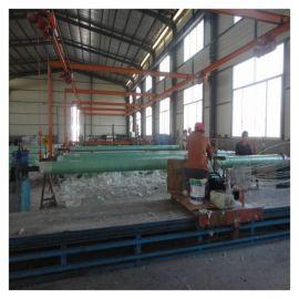 新疆压力管道 玻璃钢直埋管道 耐压力