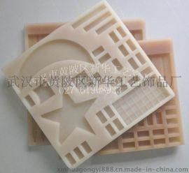 热销智力积木房子模具 DIY石膏积木模具 DIY石膏模具