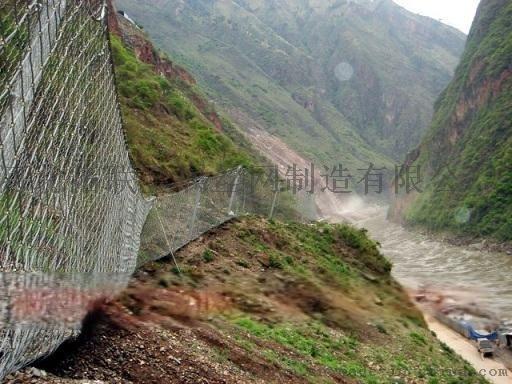 防滑坡落石防护网 山坡落石防护网 落石防护网价格