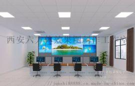天津液晶拼接屏效果图制作|网络机房效果图设计