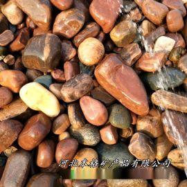 河北本格廠家供應天然鵝卵石 園林鋪地按摩鵝卵石