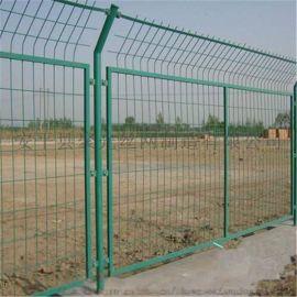 安平聚光丝网厂定制浸塑框架隔离网浸塑铁丝网