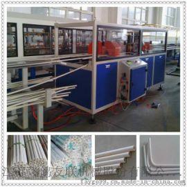 PE双壁波纹管材生产线
