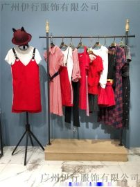 杭州十大品牌海贝紫涵女装折扣店货源比例分份