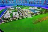 常州前黃中學沙盤模型-常州模型公司定製