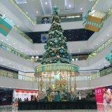 天津生產大型鋼結構聖誕樹 異型樹框架 發光聖誕樹