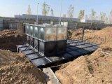 地埋装配式无焊接热镀锌水箱  厂家