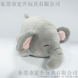 動物毛絨玩具生產廠家定制吉祥物公仔布藝娃娃