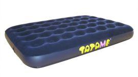 1.4米宽双人单面植绒充气床(QP01008)