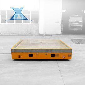 大承重磁导航 AGV自动化电动车 无轨液压滚轴输送转运车