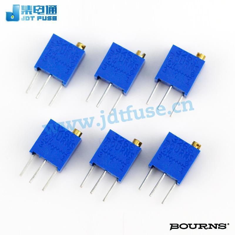 邦士原裝現貨BOURNS(伯恩斯)微調電位器3266W-1-204LF