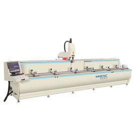 铝型材数控加工中心,铝型材加工设备,铝型材钻铣床