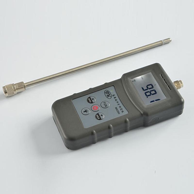 便携式碳酸钙粉水分测定仪 简单易操作 MS350