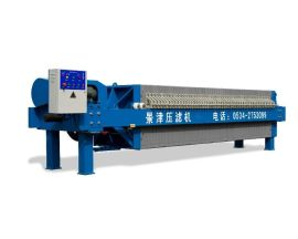 景津隔膜压滤机 供应自动压滤机XM(A)800/250-2000-U压滤机 板框压滤机