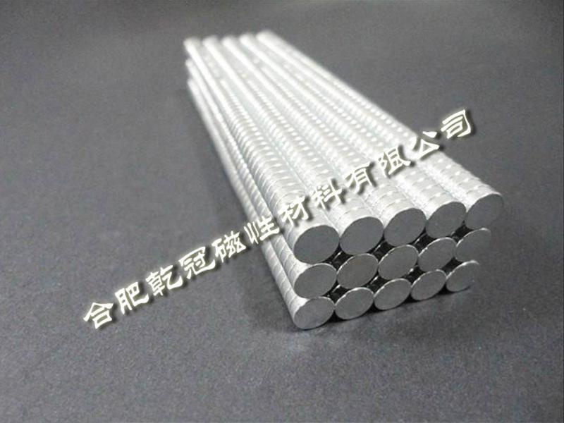 强力磁铁圆片、超强圆形磁片、强磁钢