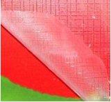 现货供应十字状格纹布纹膜广告影像写真耗材