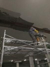 南市通頂板裂縫堵漏,地下室頂板堵漏施工方案