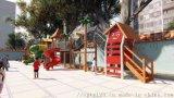 國標兒童組合滑梯定製生產廠家