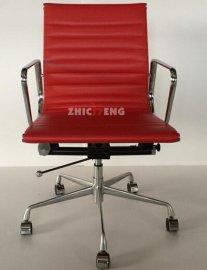 智诚办公家具 厂家供应 全铝合金款办公椅 电脑打字椅 家用休闲椅