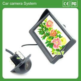 4.3寸台式显示器 倒车后视摄像头 可视倒车