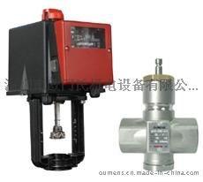 比例积分蒸汽电动二通调节阀