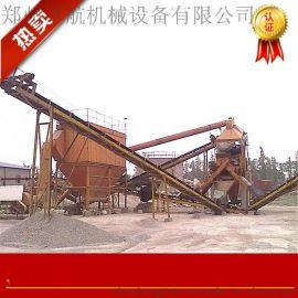 卓航机械石料生产线 再生石料破碎生产线