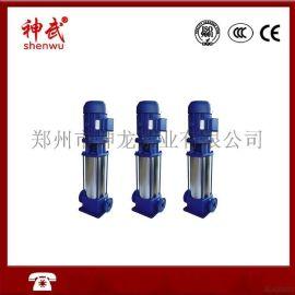 管道泵GDL系列立式多级管道新型泵
