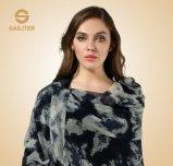 廠家現貨羊絨圍巾英倫直銷女士秋冬羊絨披肩 超大超長純羊絨圍巾