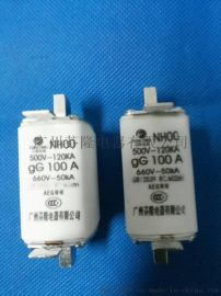 芬隆牌NT00方管刀形熔断器
