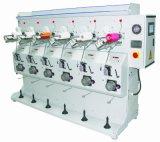 XW013-9是兴玮纺机在2013年自主研发的一款成熟的高精密络筒纺机