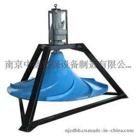 QDJ型双曲面搅拌机、潜水式安装