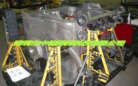 中德焊邦生产三维孔系焊接平台/焊接定位工装/铸件焊接工作台