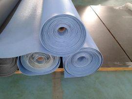 制药厂地面铺的防静电地板,塑胶地板卷材