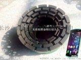 金刚石跟管钻头 无敌钻探工具热压金刚石钻头