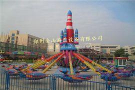 升降飞机儿童游乐设备 新型游乐设备升降飞机