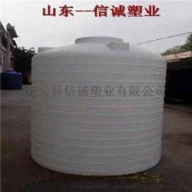 信诚塑业直销6吨塑料桶,石油化工企业