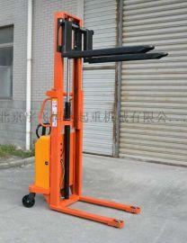 HKA型电动堆高车半电动装卸车前移式电动堆高车