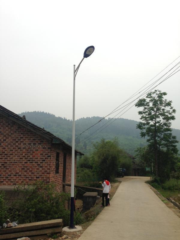 定制生产寸石镇太阳能路灯、农村太阳能路灯、市电路灯/厂家**