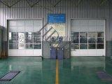 合肥寶馬預檢區提升門 奧迪4S店鋁合金門