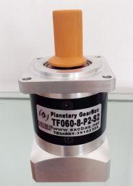 噪音低、扭矩大。60速比8/精密减速机/400W伺服专用减速箱/弯管机专用减速器