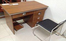 天津4人职员办公桌简易2人工作位双人电脑桌椅