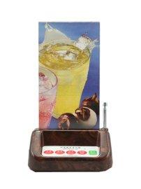 陕西专业餐厅呼叫器、茶楼呼叫器、咖啡呼叫器